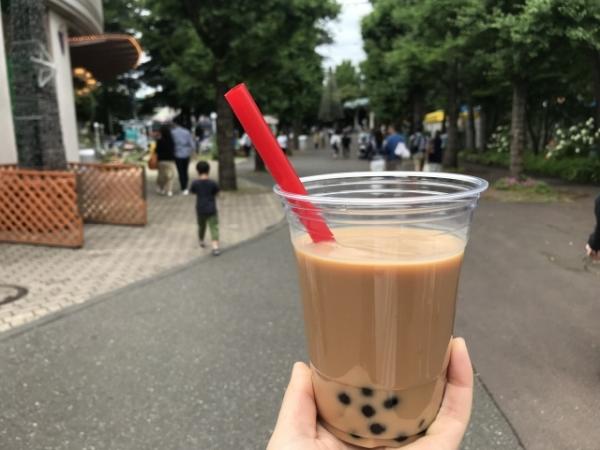 タピ活 with 貸切バス:沖縄貸切バス