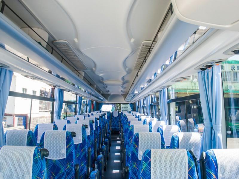 大型バス・座席/車内