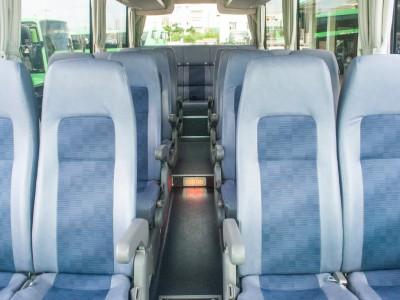 小型バス・座席/車内